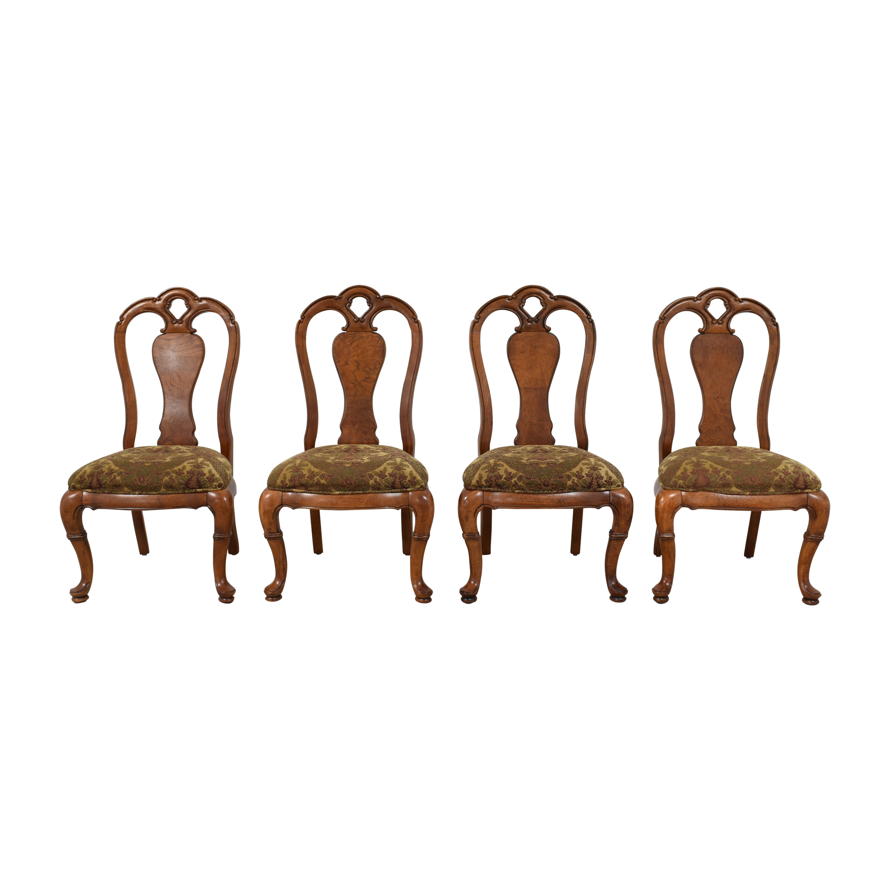 Thomasville Queen Anne Dining Side Chairs / Chairs