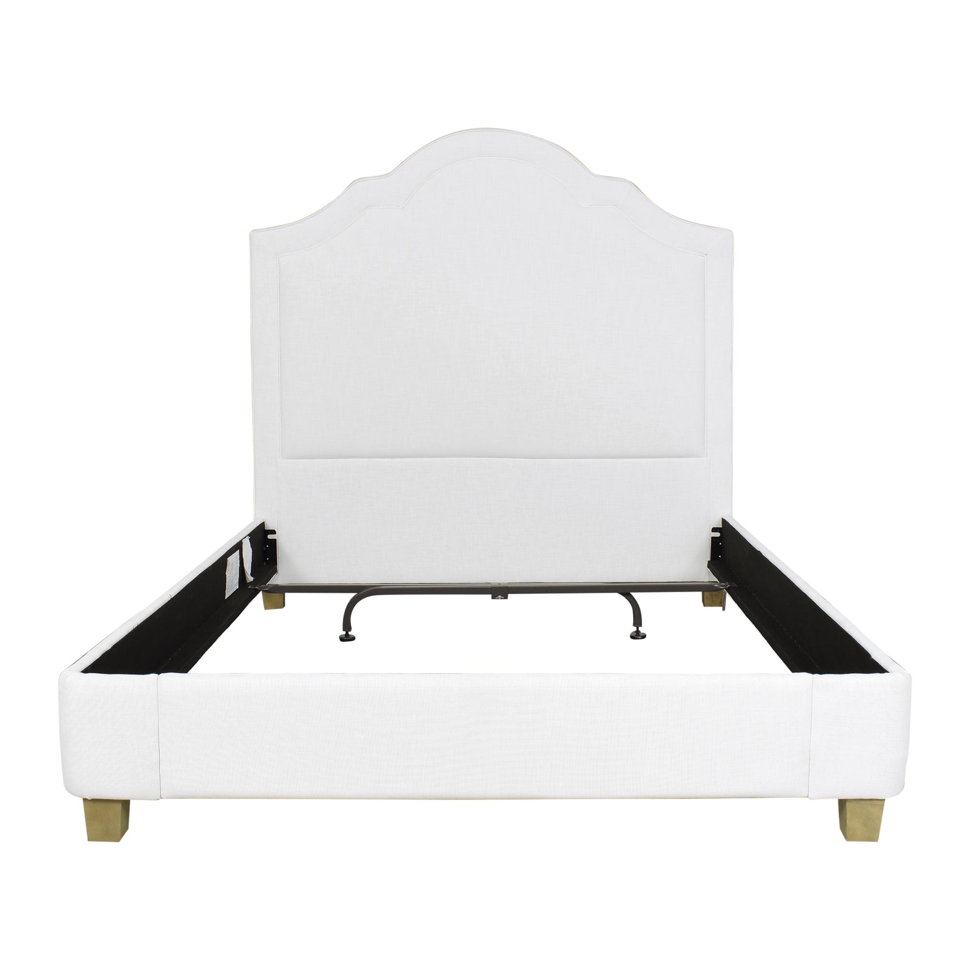 buy Restoration Hardware Jameson Queen Bed Restoration Hardware