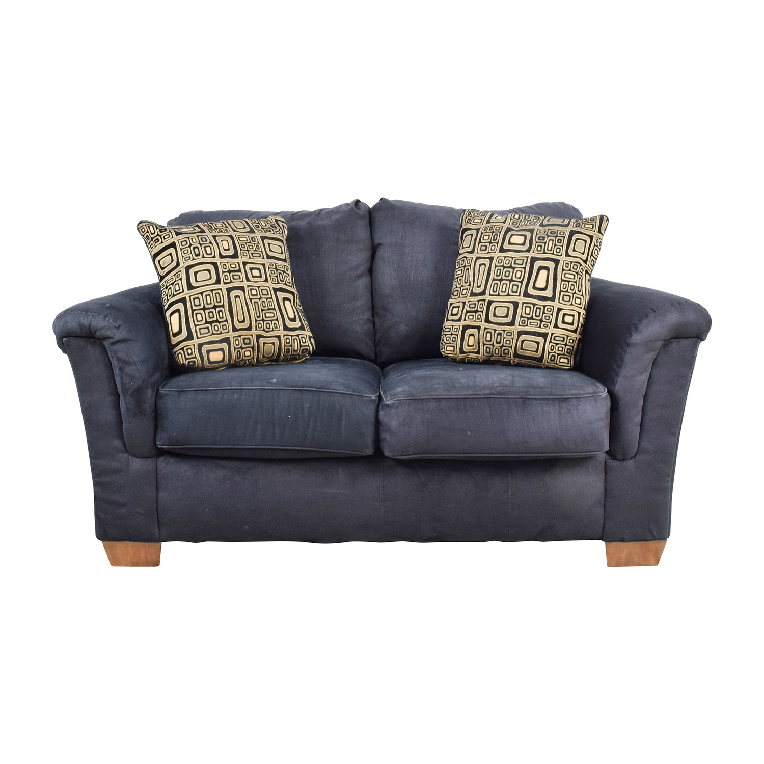 87% OFF Ashley Furniture Ashley Furniture Janley Loveseat Sofas