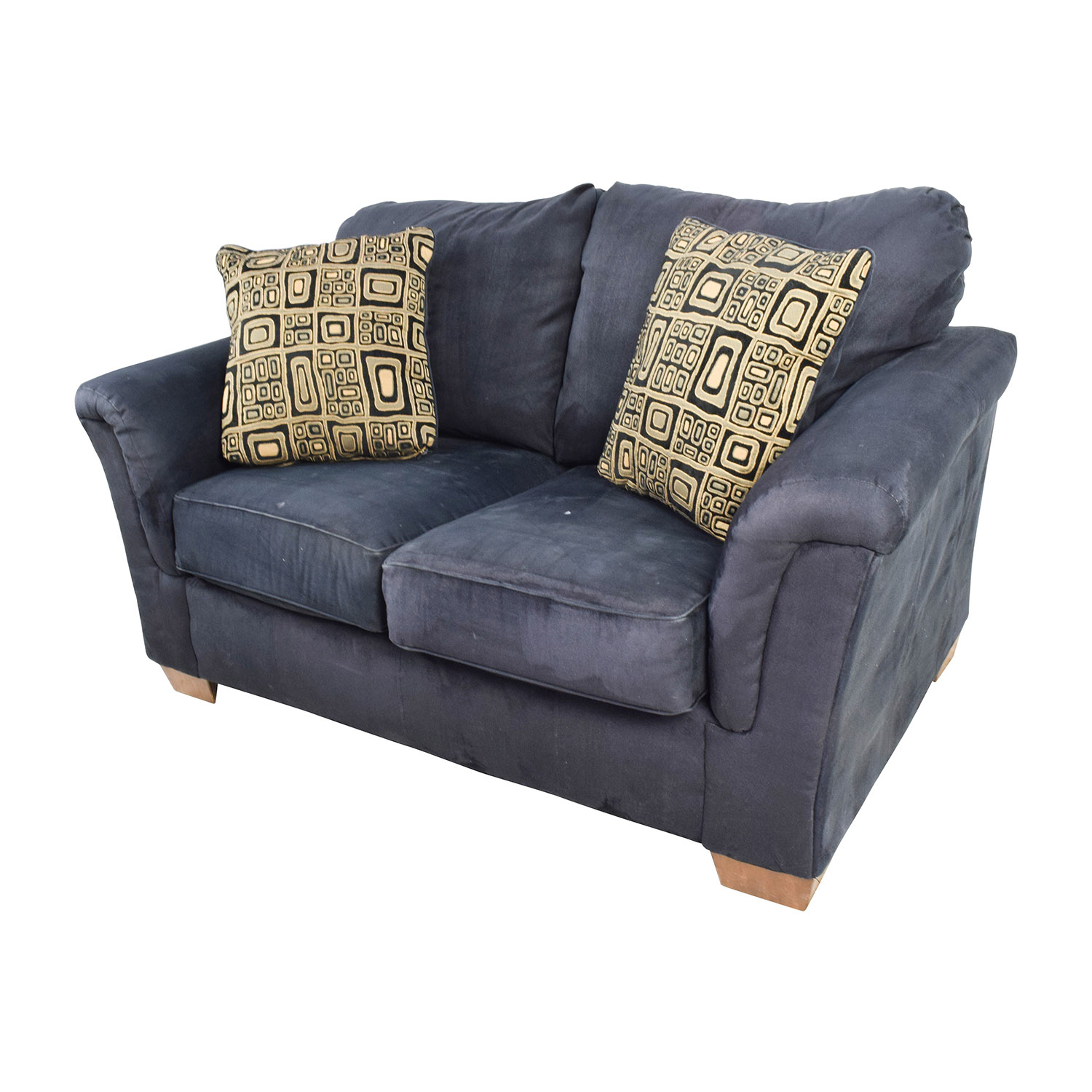 Attirant ... Ashley Furniture Ashley Furniture Janley Loveseat Sofas ...