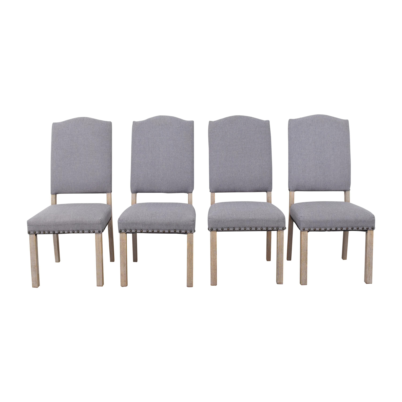 Joss & Main Joss & Main Upholstered Dining Chairs discount