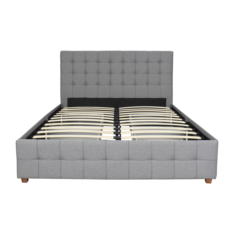 Wayfair Wayfair CosmoLiving Elizabeth Queen Storage Platform Bed ma