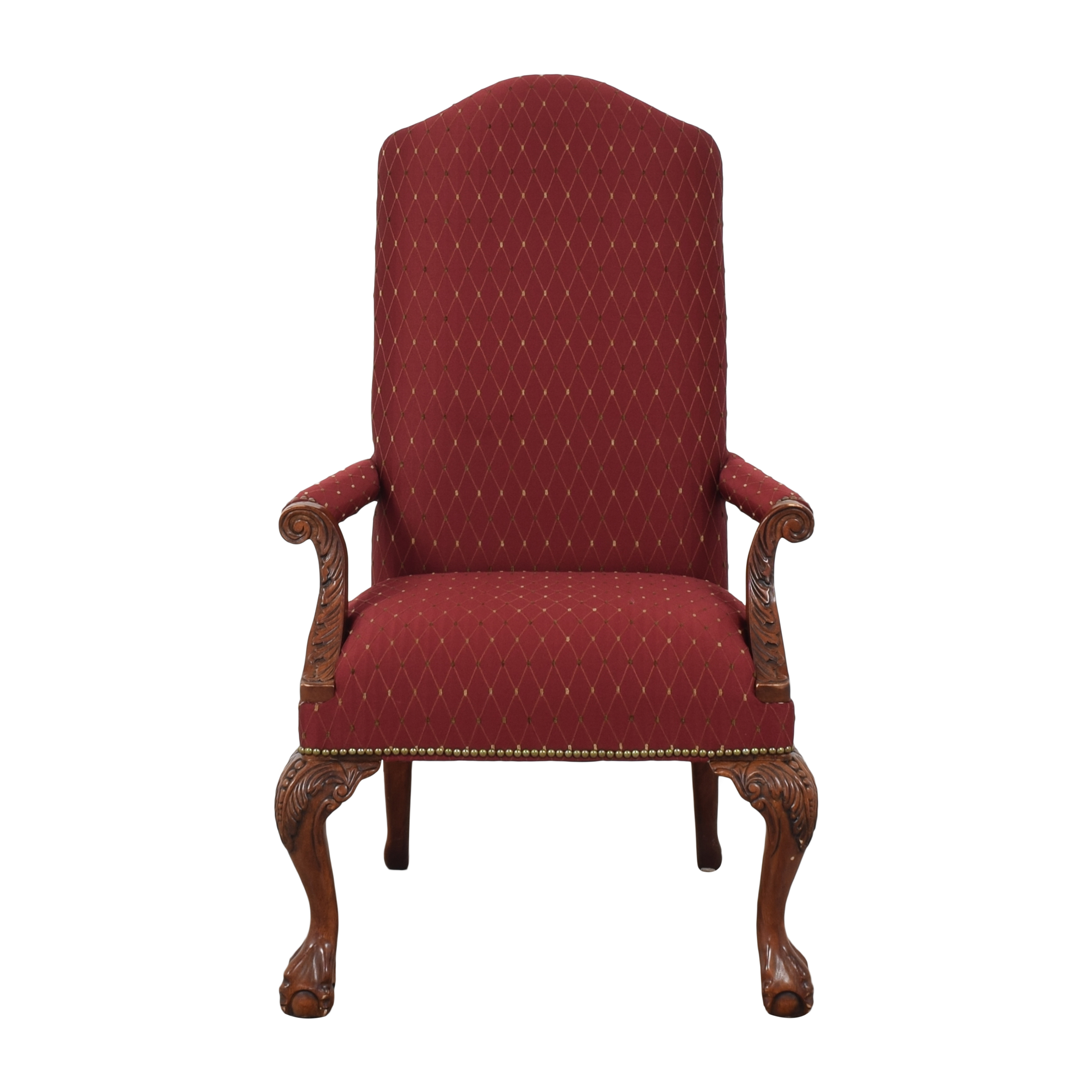 buy Thomasville Upholstered Dining Arm Chair Thomasville Dining Chairs