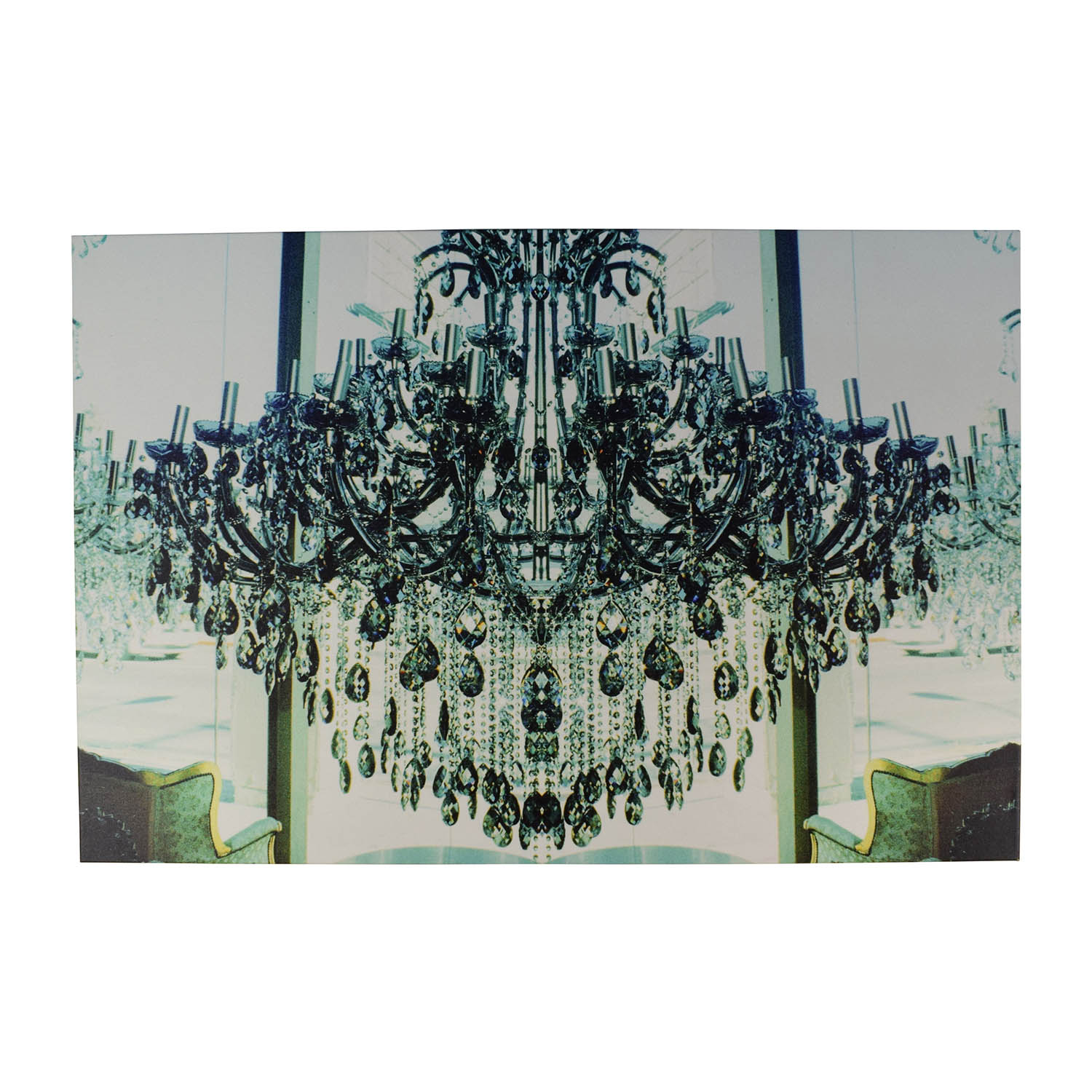 Chandelier Canvas Painting nyc