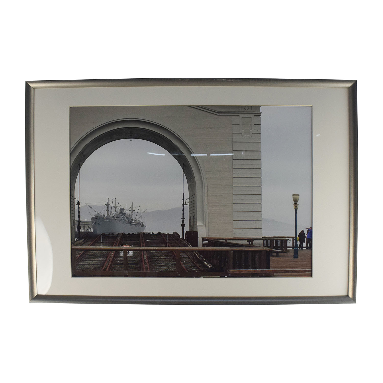 shop Boat Picture Frame  Wall Art
