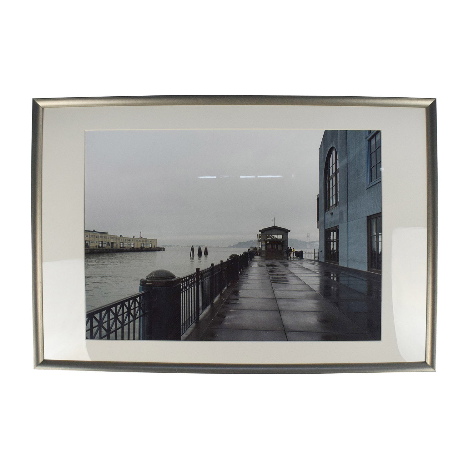 Large Boardwalk Picture Frame coupon