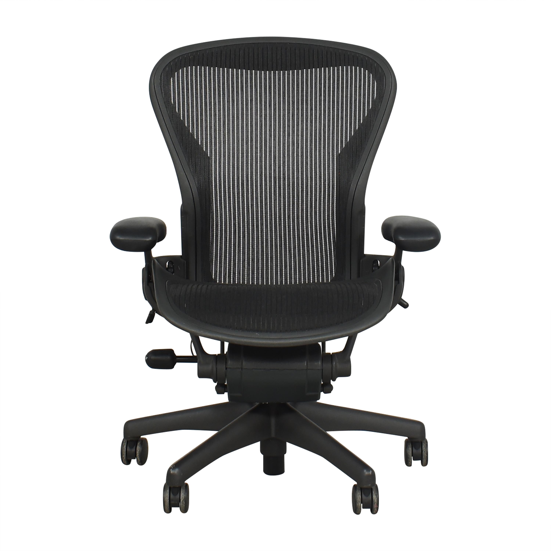 Herman Miller Herman Miller Aeron Size B Office Chair used