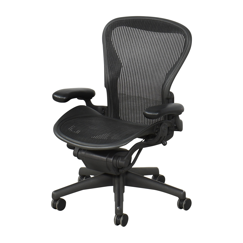 Herman Miller Herman Miller Aeron Size B Office Chair ct