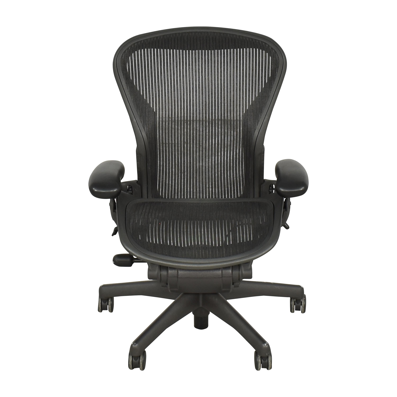 Herman Miller Herman Miller Aeron Size B Office Chair pa