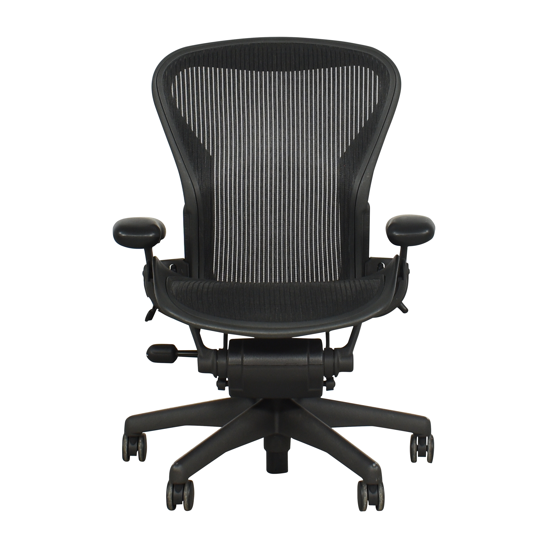 Herman Miller Herman Miller Aeron Size B Office Chair nyc