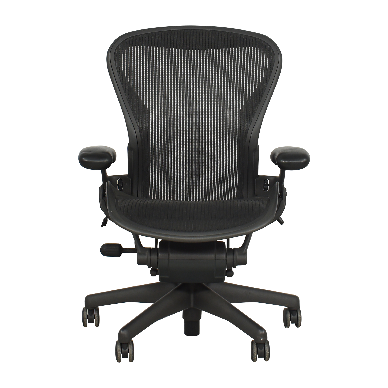 Herman Miller Herman Miller Aeron Size B Office Chair ma