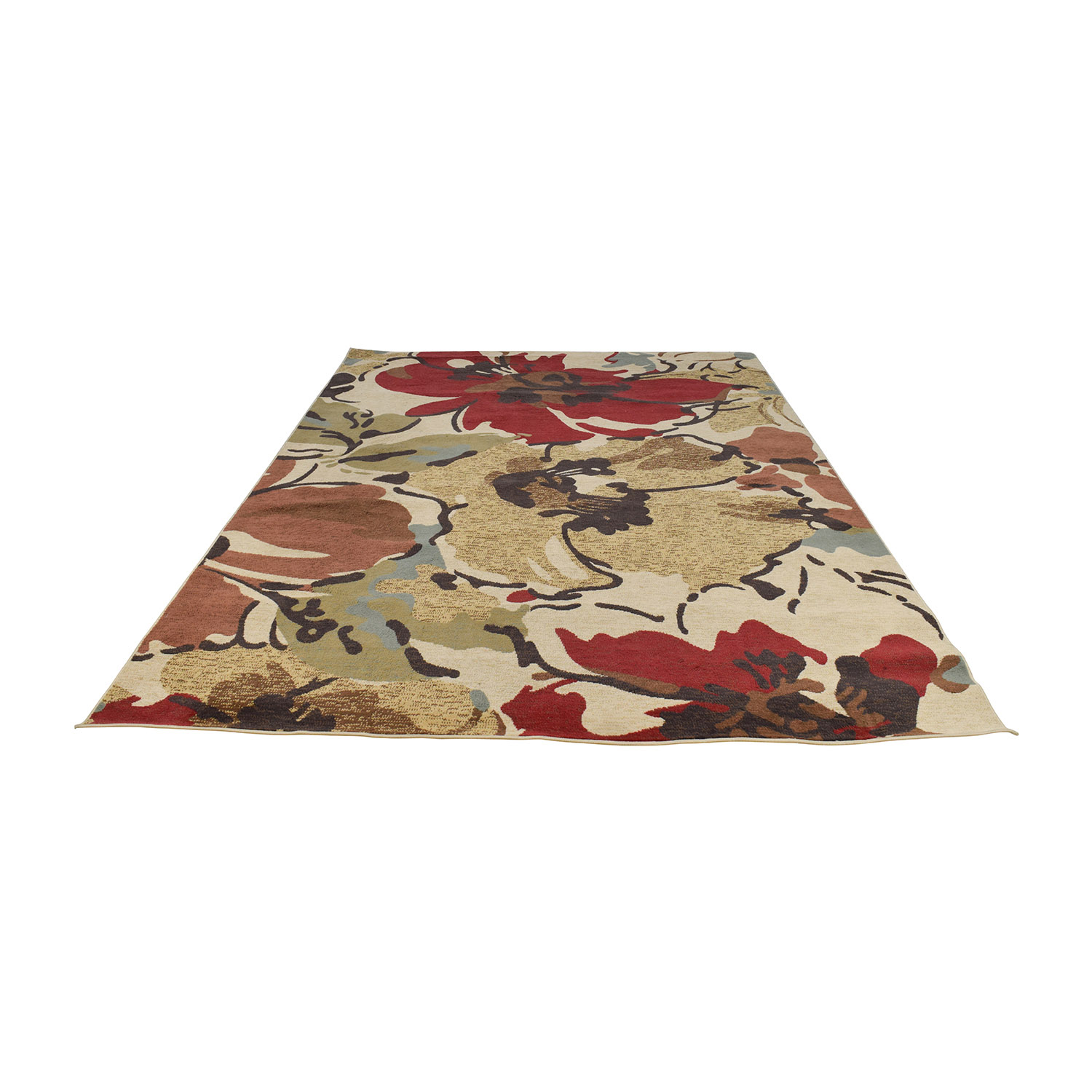 Laguna Collection Laguna Tayse 4570 Floral Rug discount