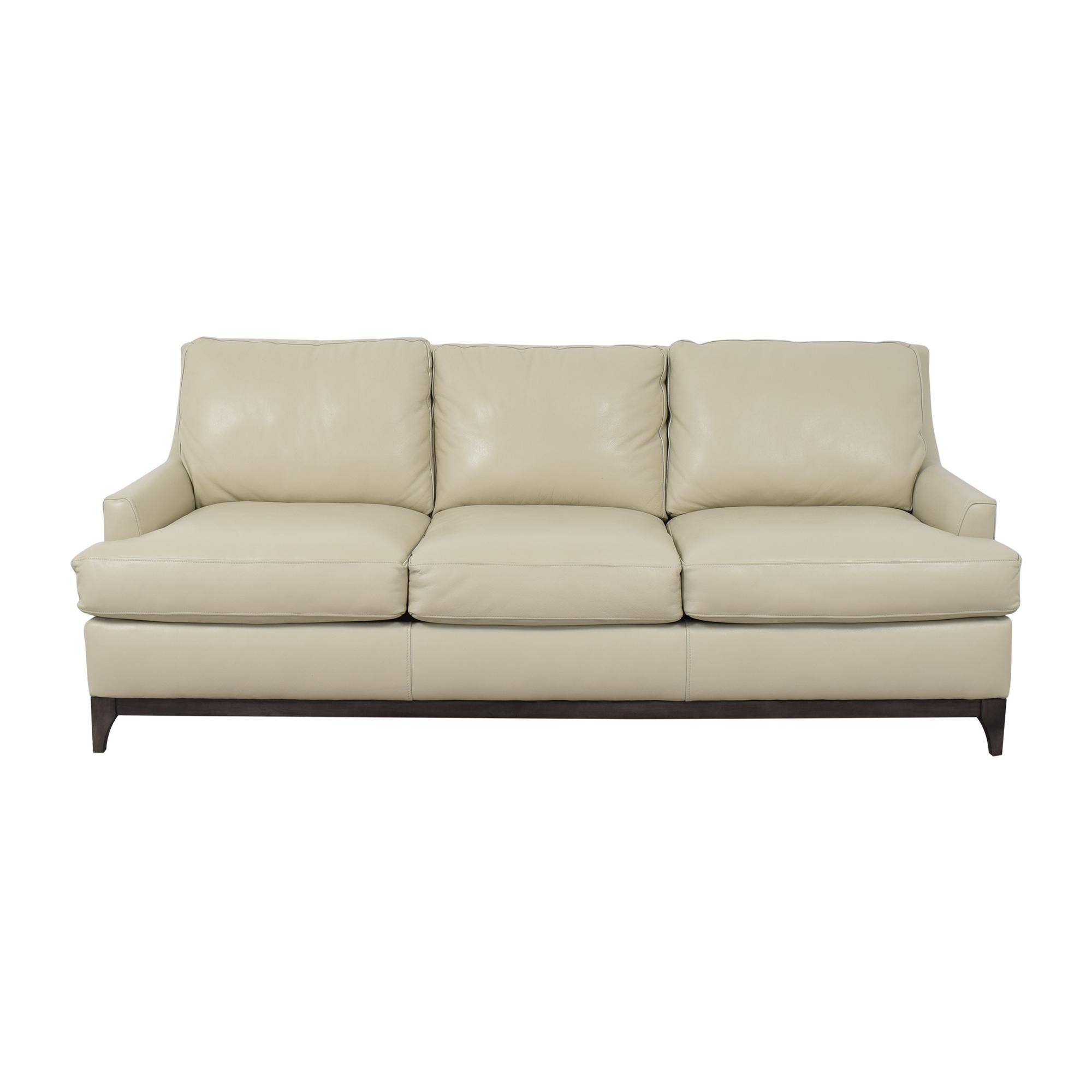Macy's Macy's Skylee Three Cushion Sofa price