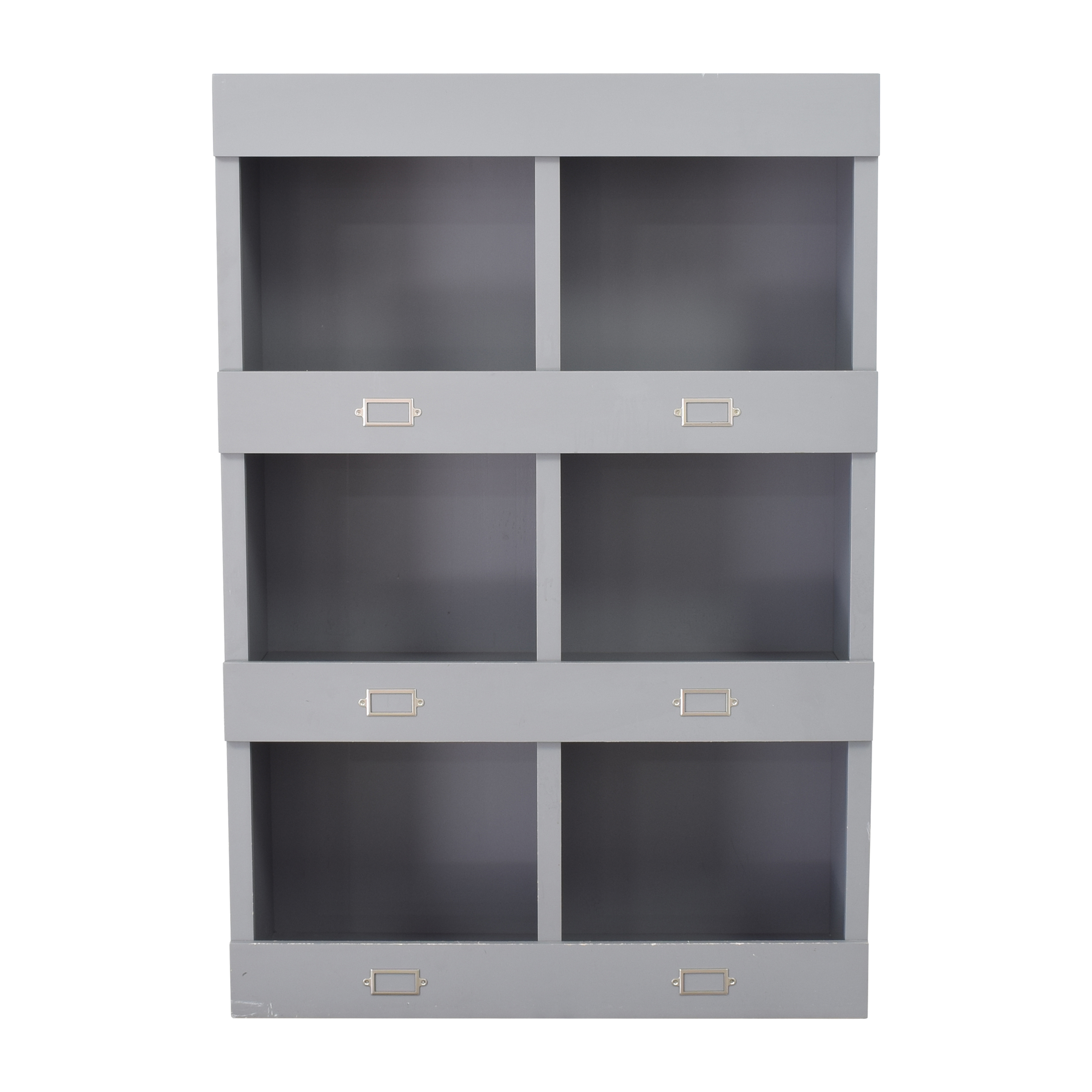 buy Pottery Barn Kids Pottery Barn Kids Cameron Library Cubby Bookcase online