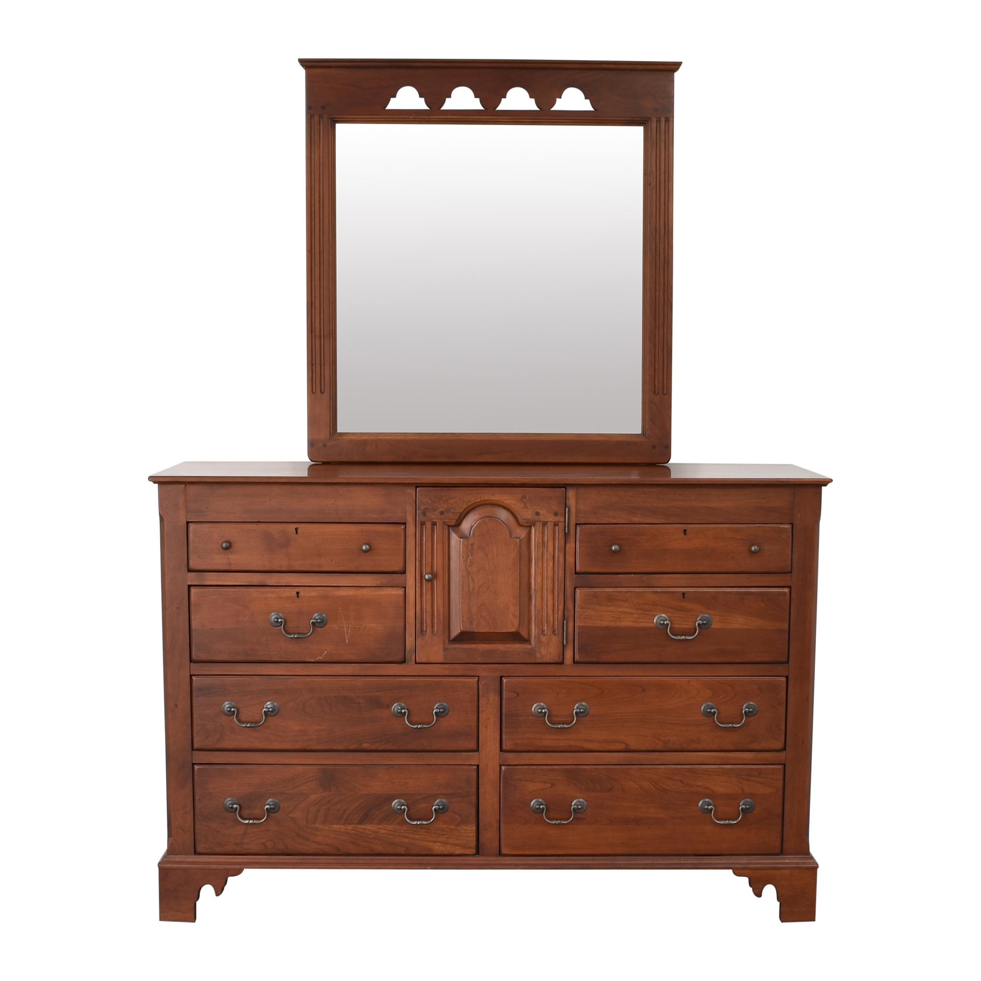 buy Lexington Furniture Dresser with Mirror Lexington Furniture