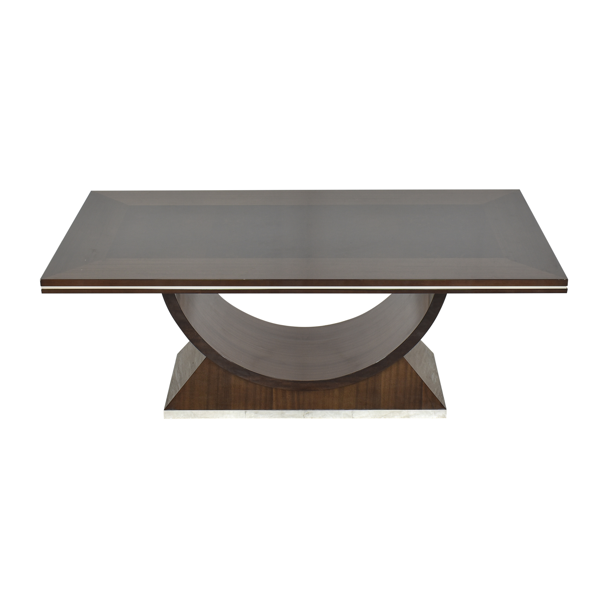 Pietro Costantini Pietro Costantini Contemporary Extendable Dining Table Brown