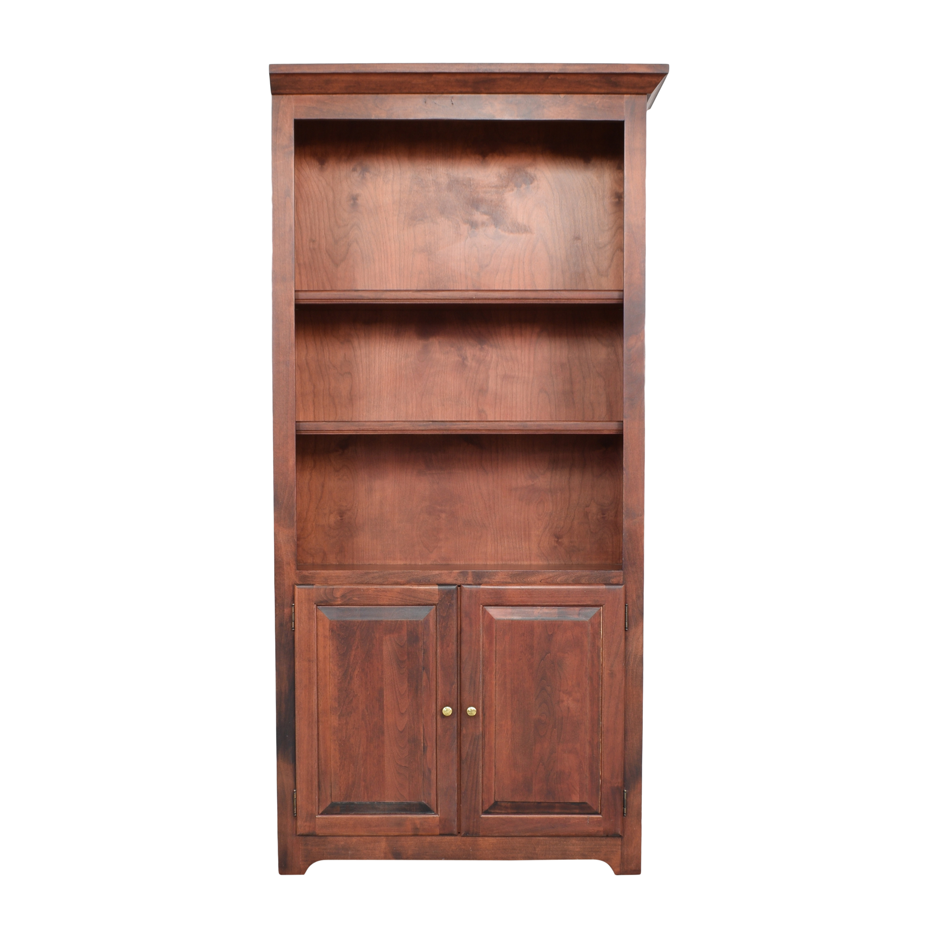 Mission Bookshelf with Cabinet coupon
