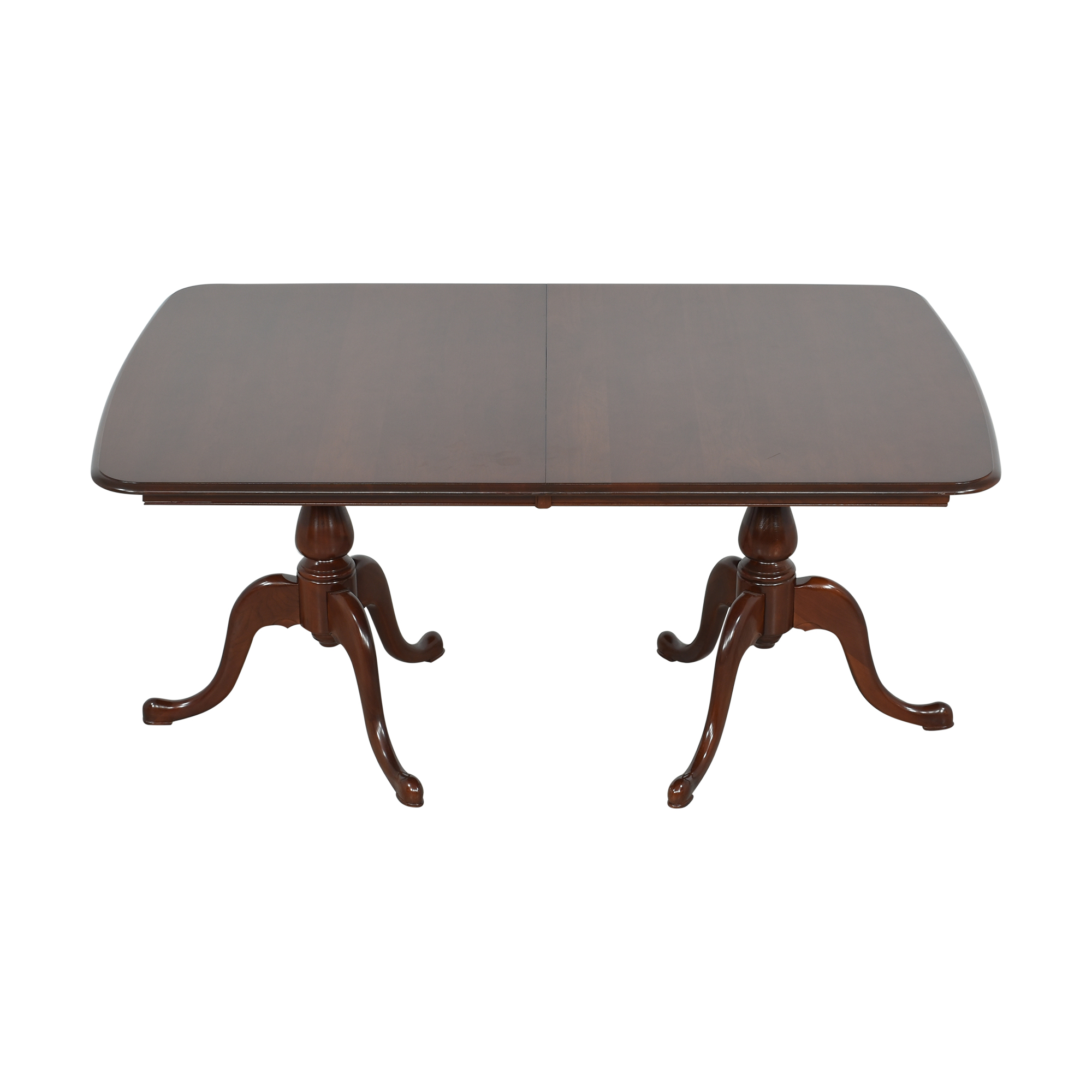The Colonial Furniture Company The Colonial Furniture Company Extendable Dining Table for sale