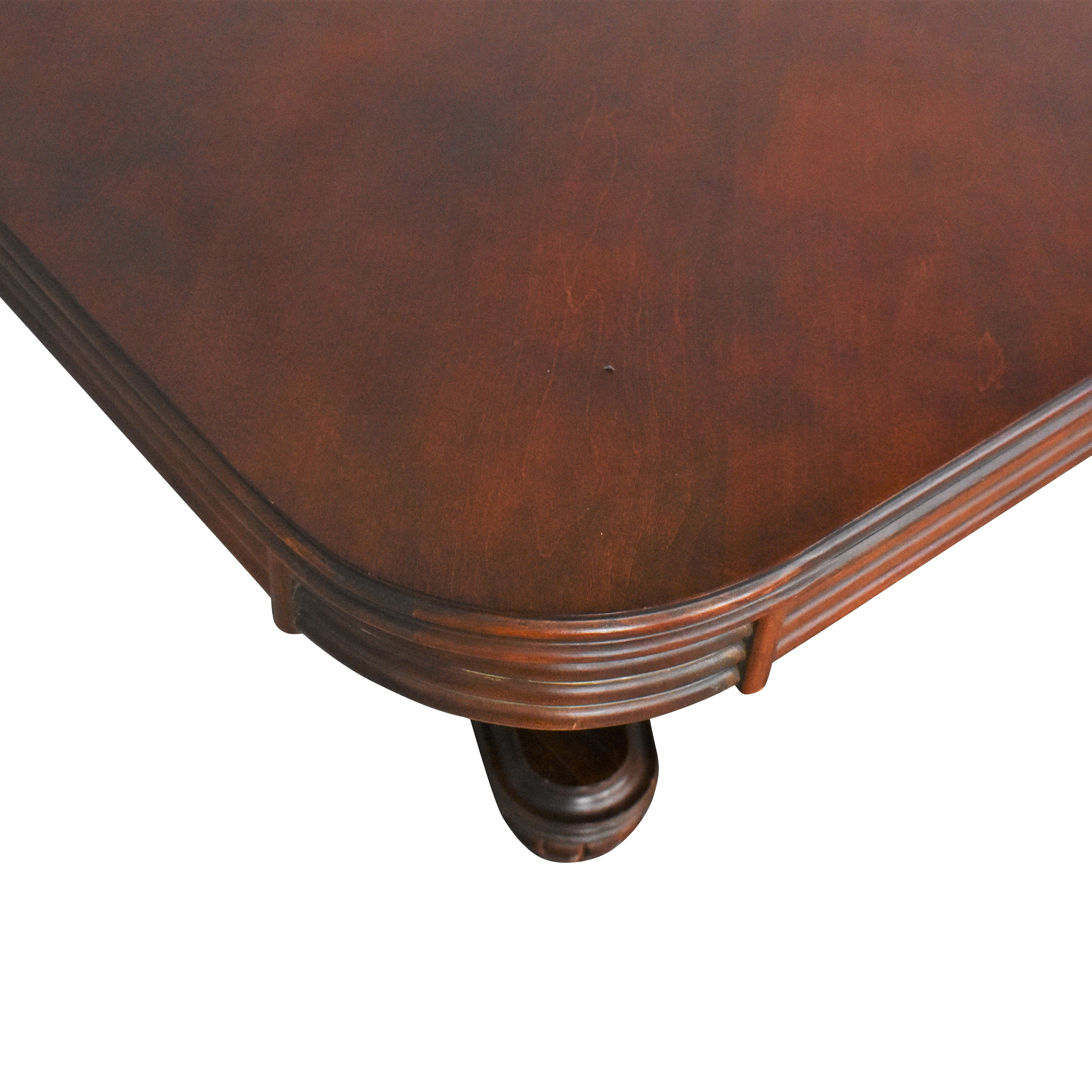 Broyhill Furniture Broyhill Furniture Double Pedestal Extendable Dining Table coupon