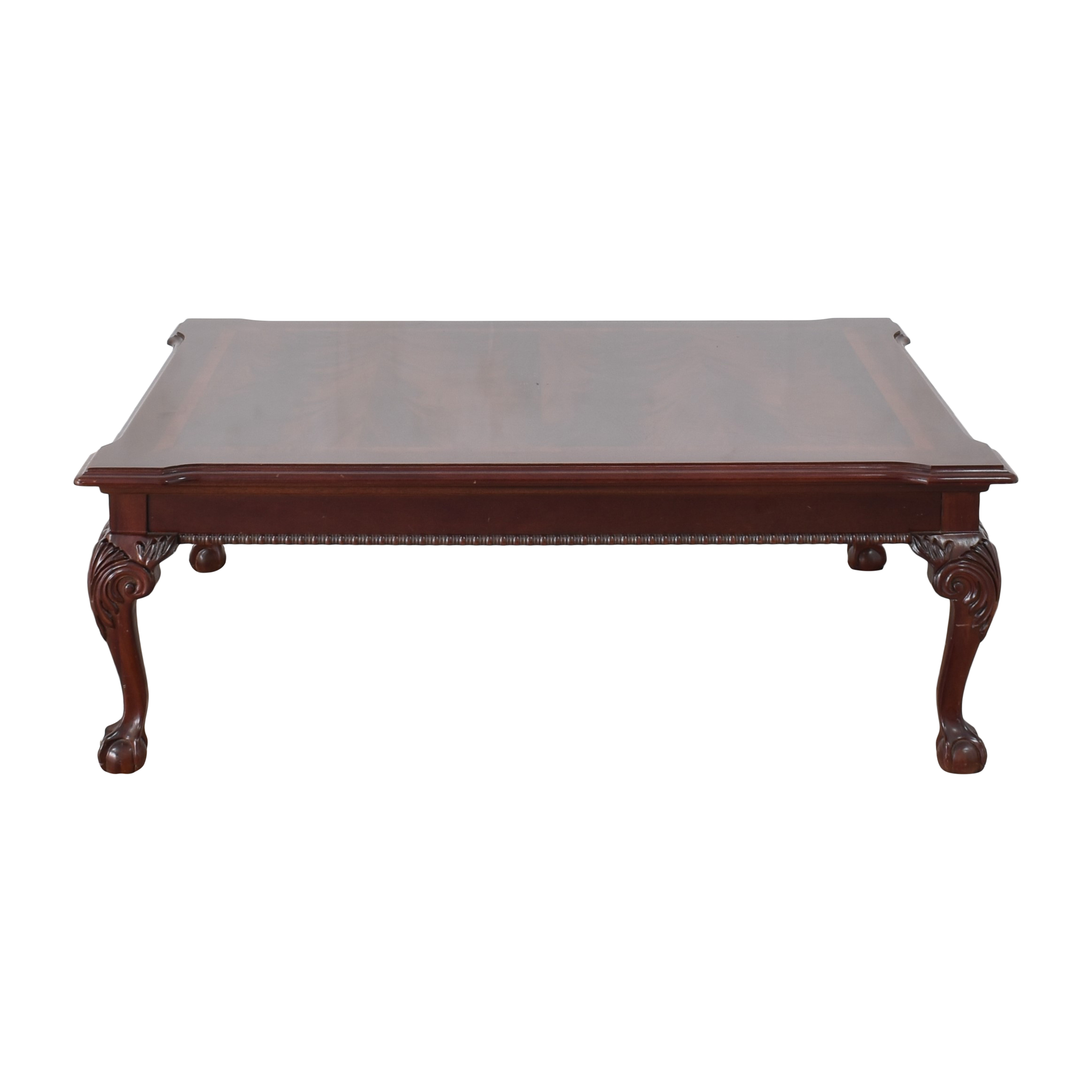 buy Thomasville Chippendale Style Coffee Table Thomasville Tables
