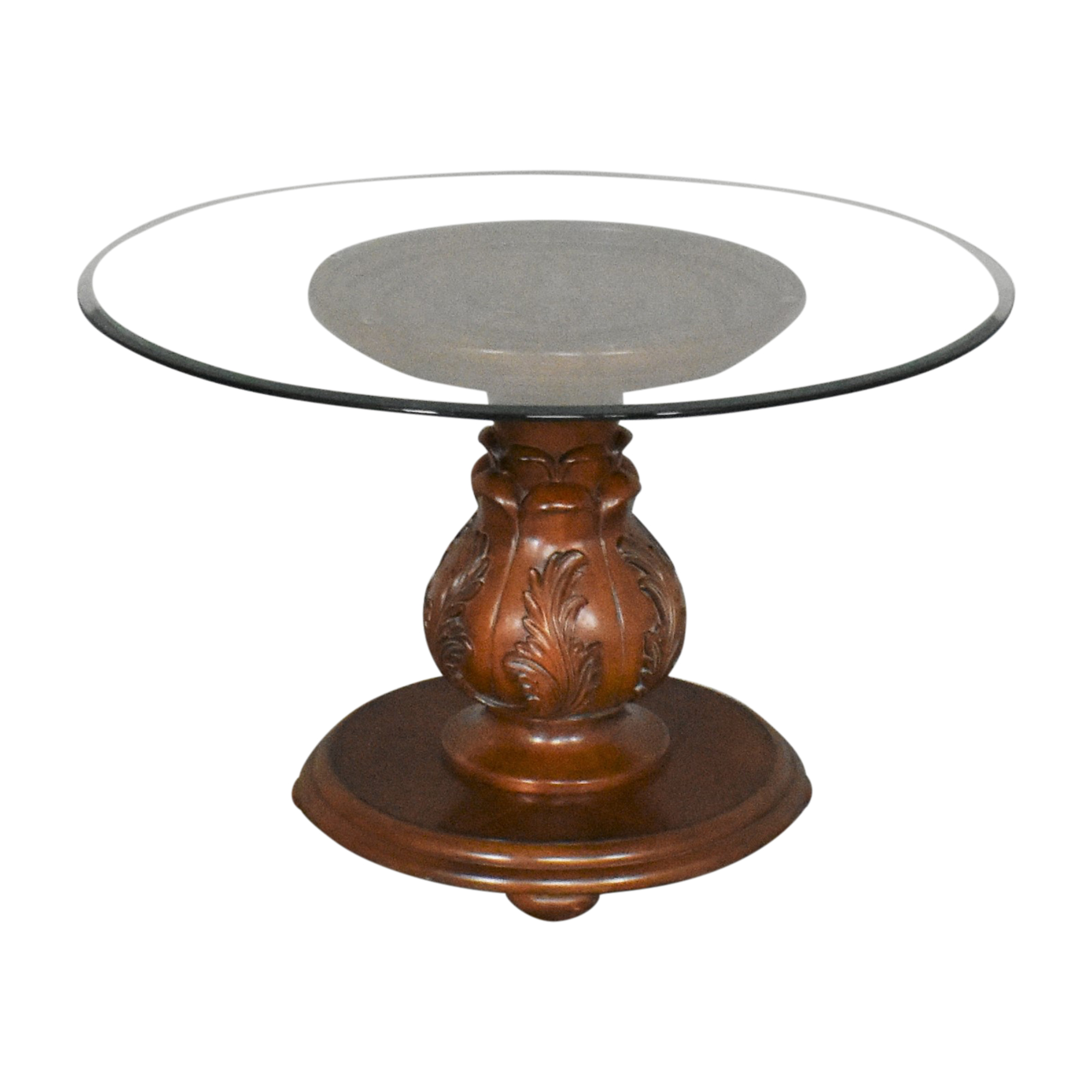buy Broyhill Furniture Broyhill Furniture Sunset Pointe Pedestal Table online