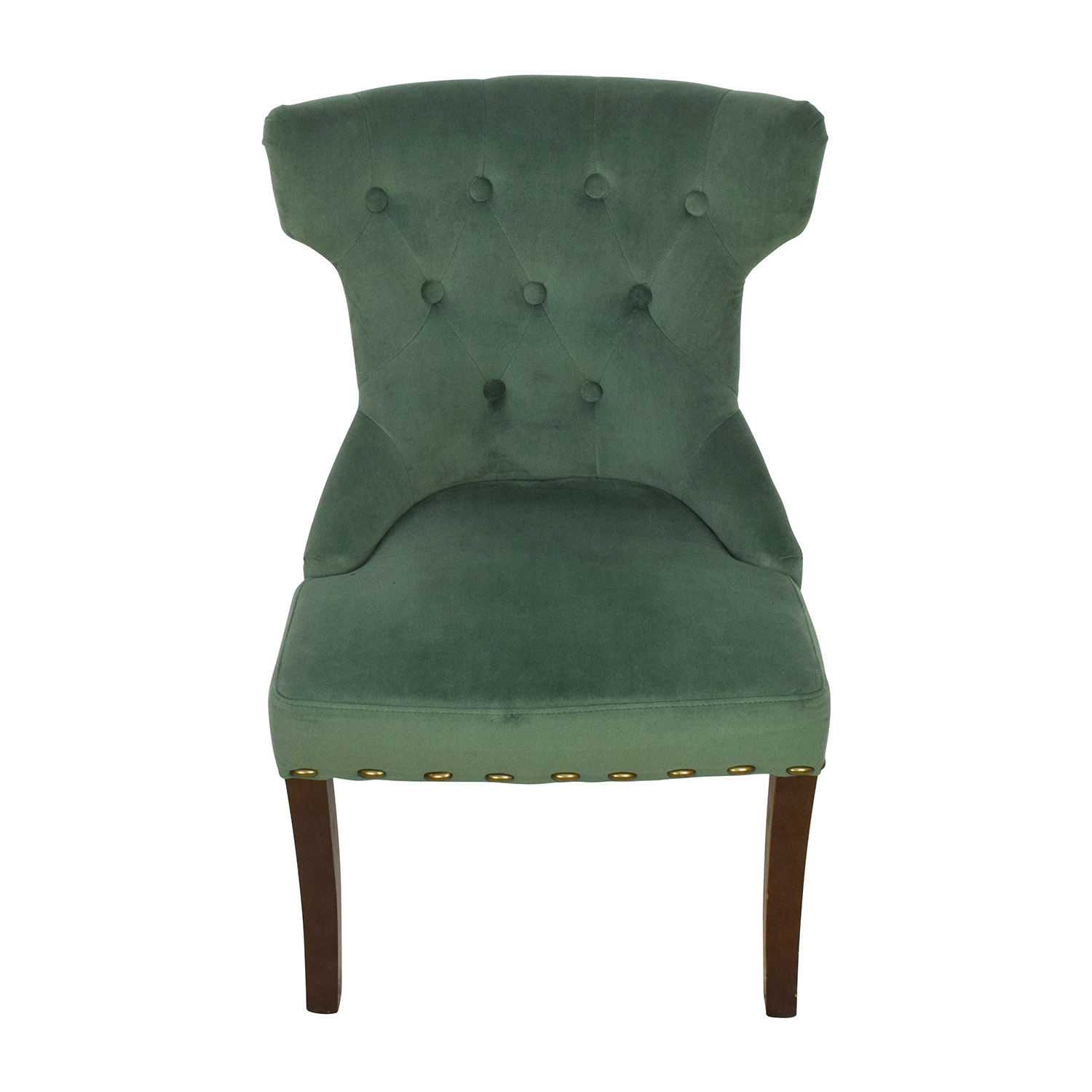 Pier 1 Imports Pier 1 Imports Hourglass Collection Chair green