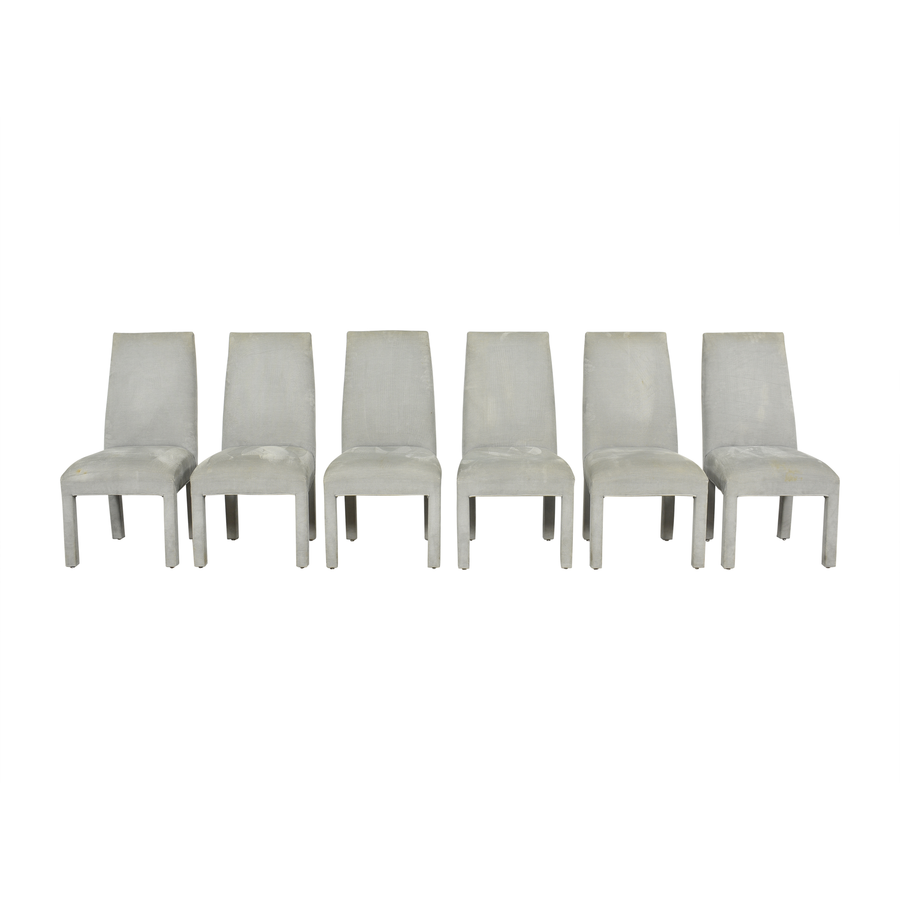 JC Penney JC Penney Modern Upholstered Dining Chairs Chairs
