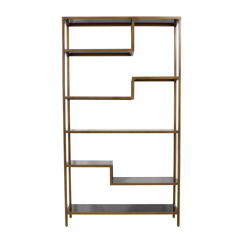 shop Mitchell Gold + Bob Williams Fillmore Bookcase Mitchell Gold + Bob Williams Storage