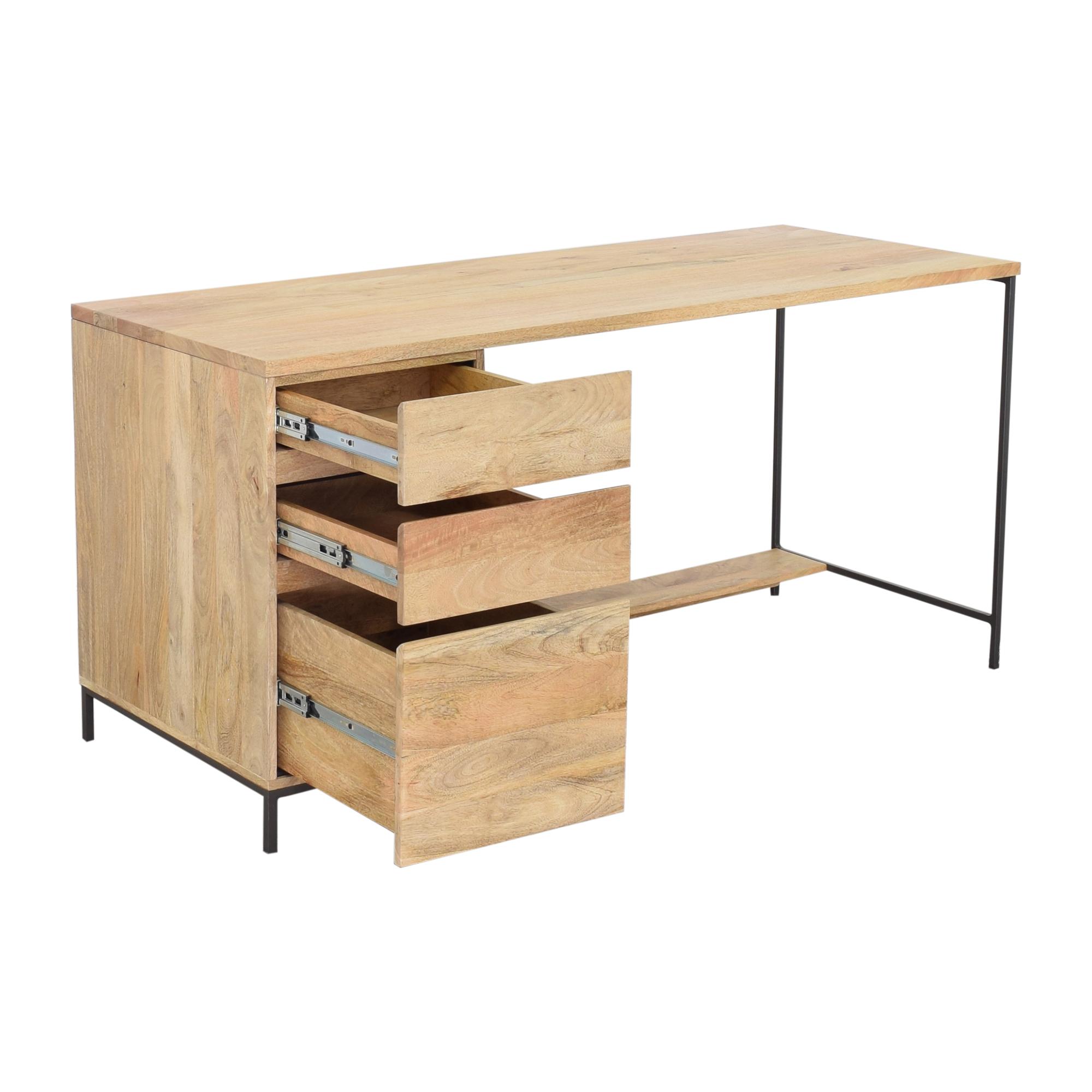 West Elm Industrial Modular Desk West Elm
