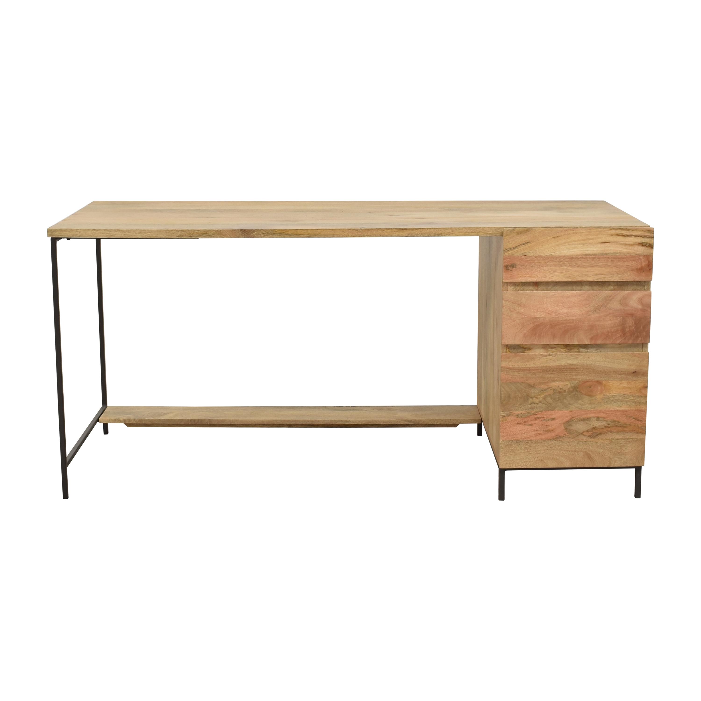 West Elm West Elm Industrial Modular Desk used