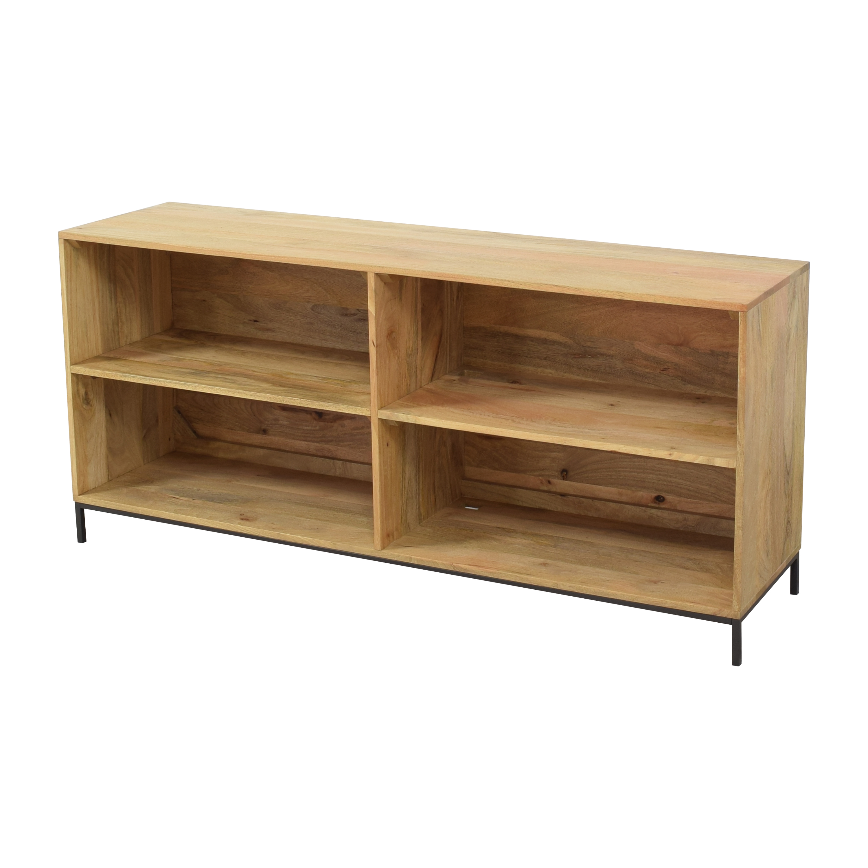shop West Elm West Elm Industrial Modular Bookcase online