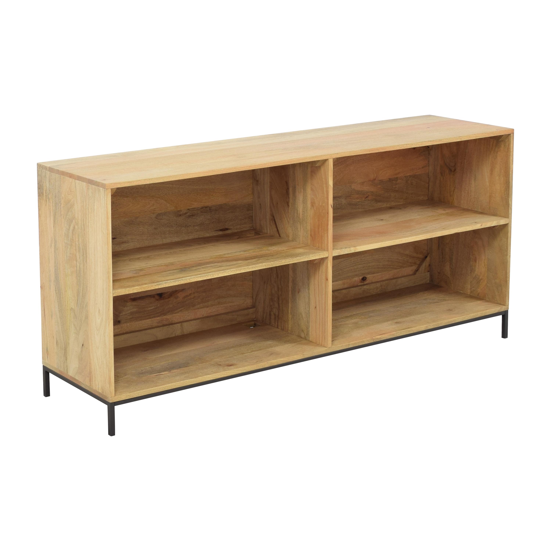 West Elm West Elm Industrial Modular Bookcase Bookcases & Shelving