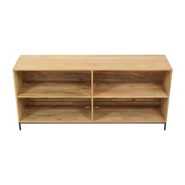 West Elm Industrial Modular Bookcase / Storage