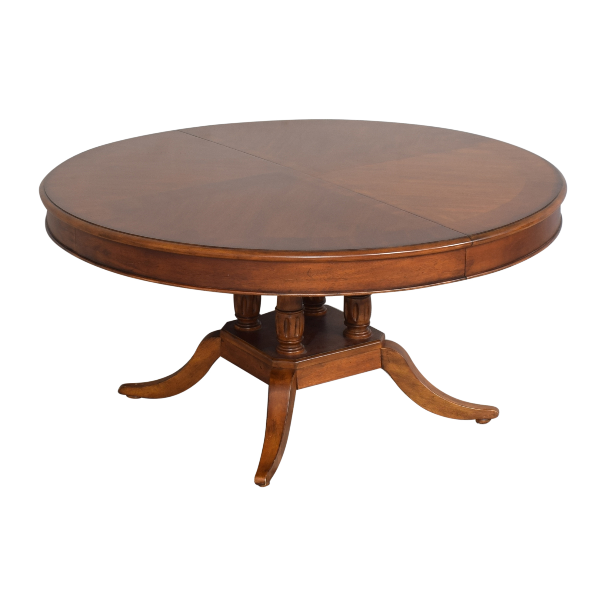 Bassett Mirror Company Bassett Mirror Company Extendable Dining Table for sale