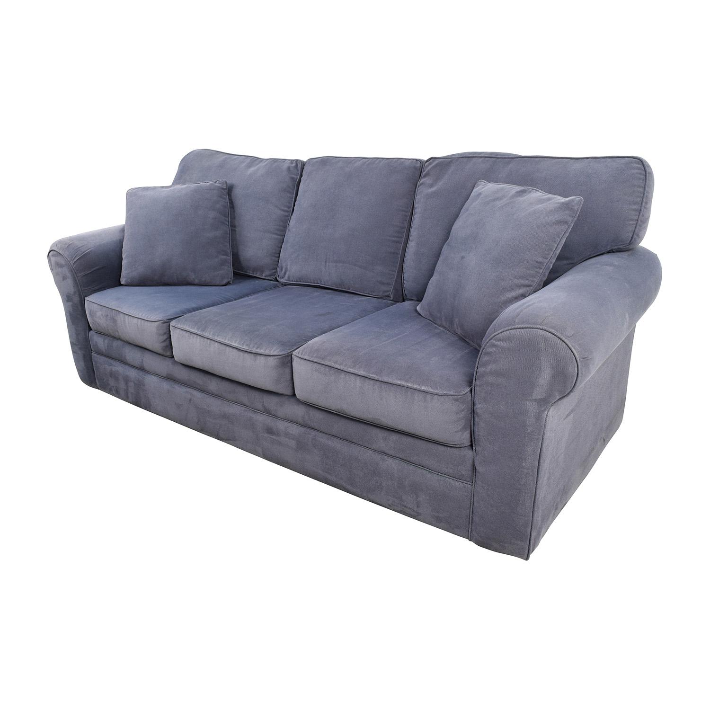 47% OFF Klaussner Furniture Klaussner Hubbard Incline Naval
