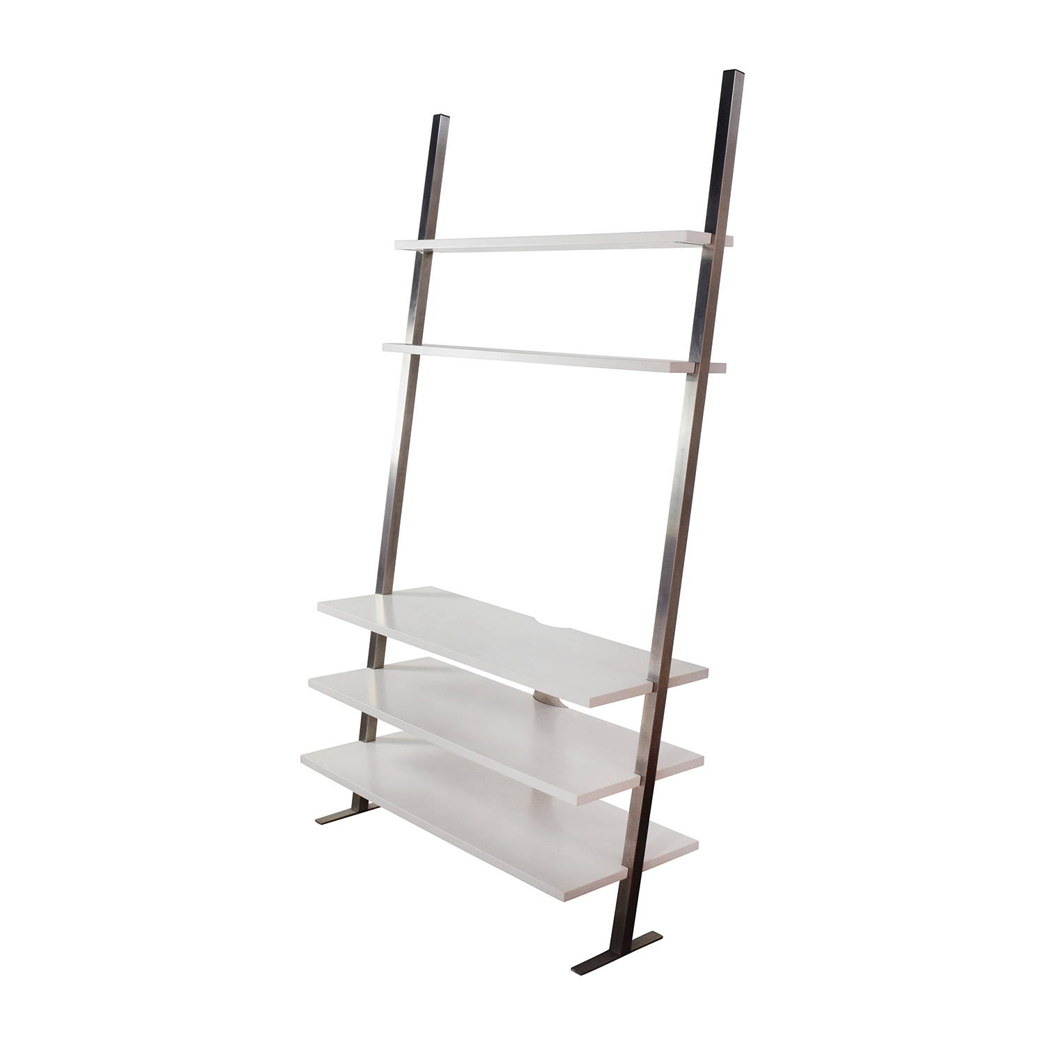 Room and Board Room & Board Gallery Media Leaning Shelf on sale