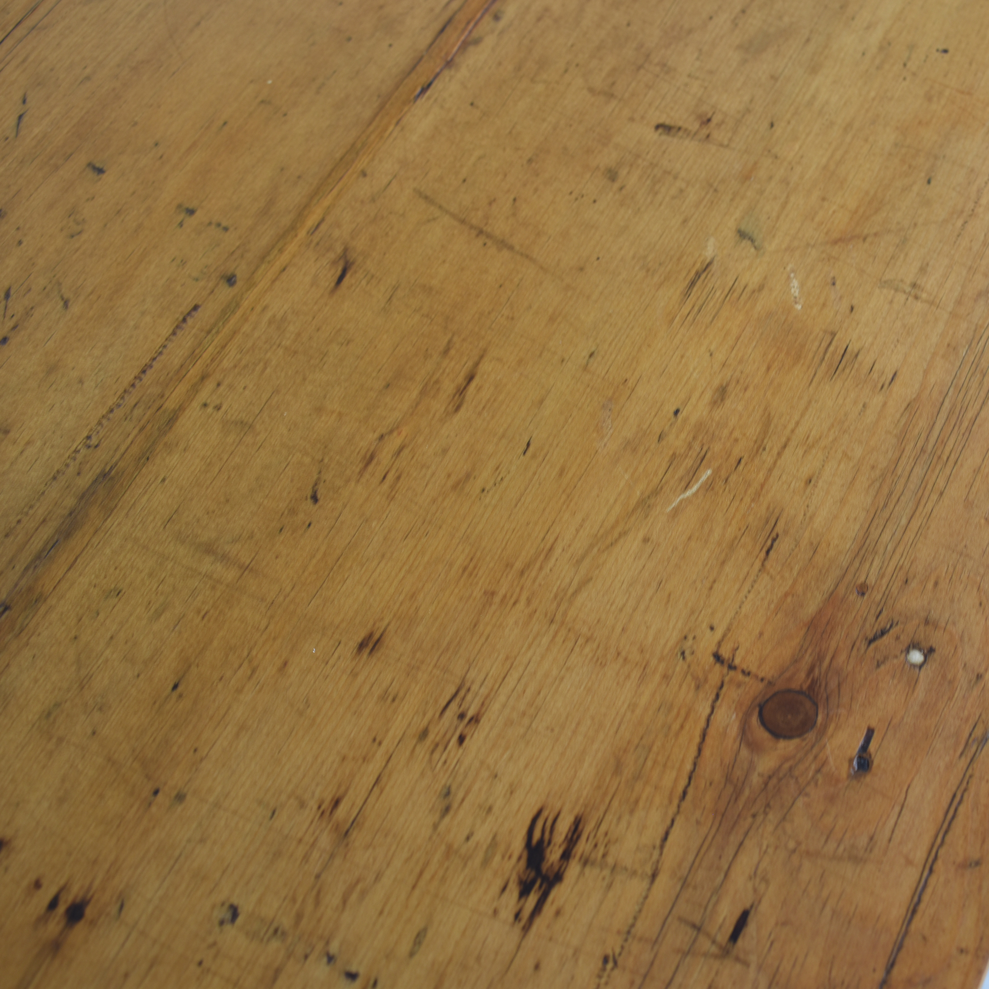 Antique Pine 3-Drawer Sideboard discount