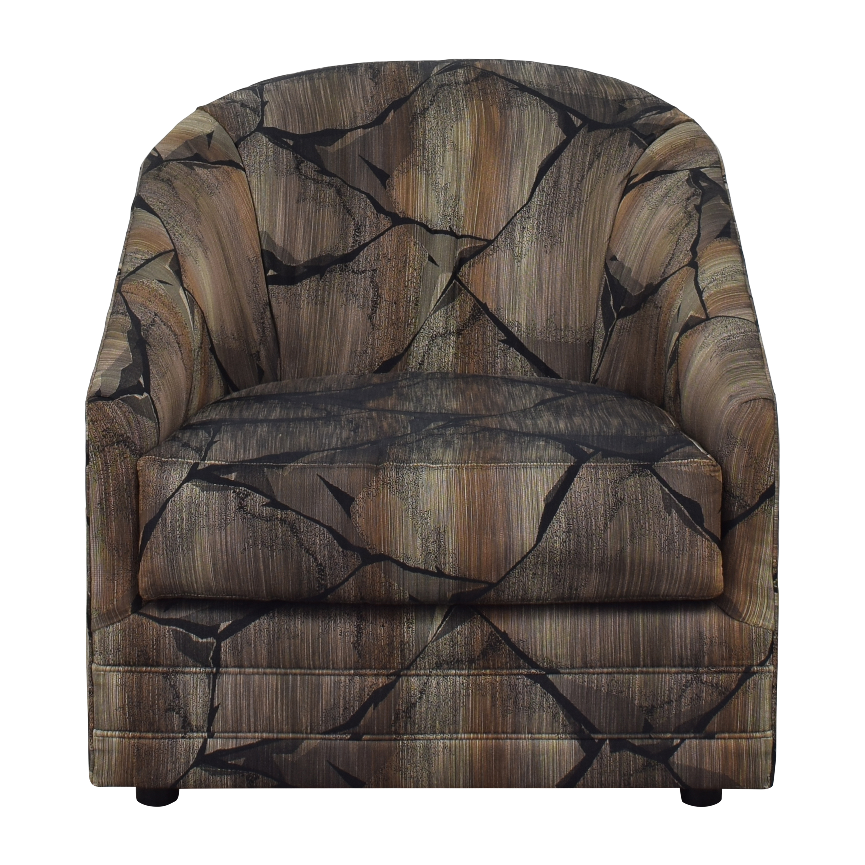 buy Modern Barrel Chair  Accent Chairs