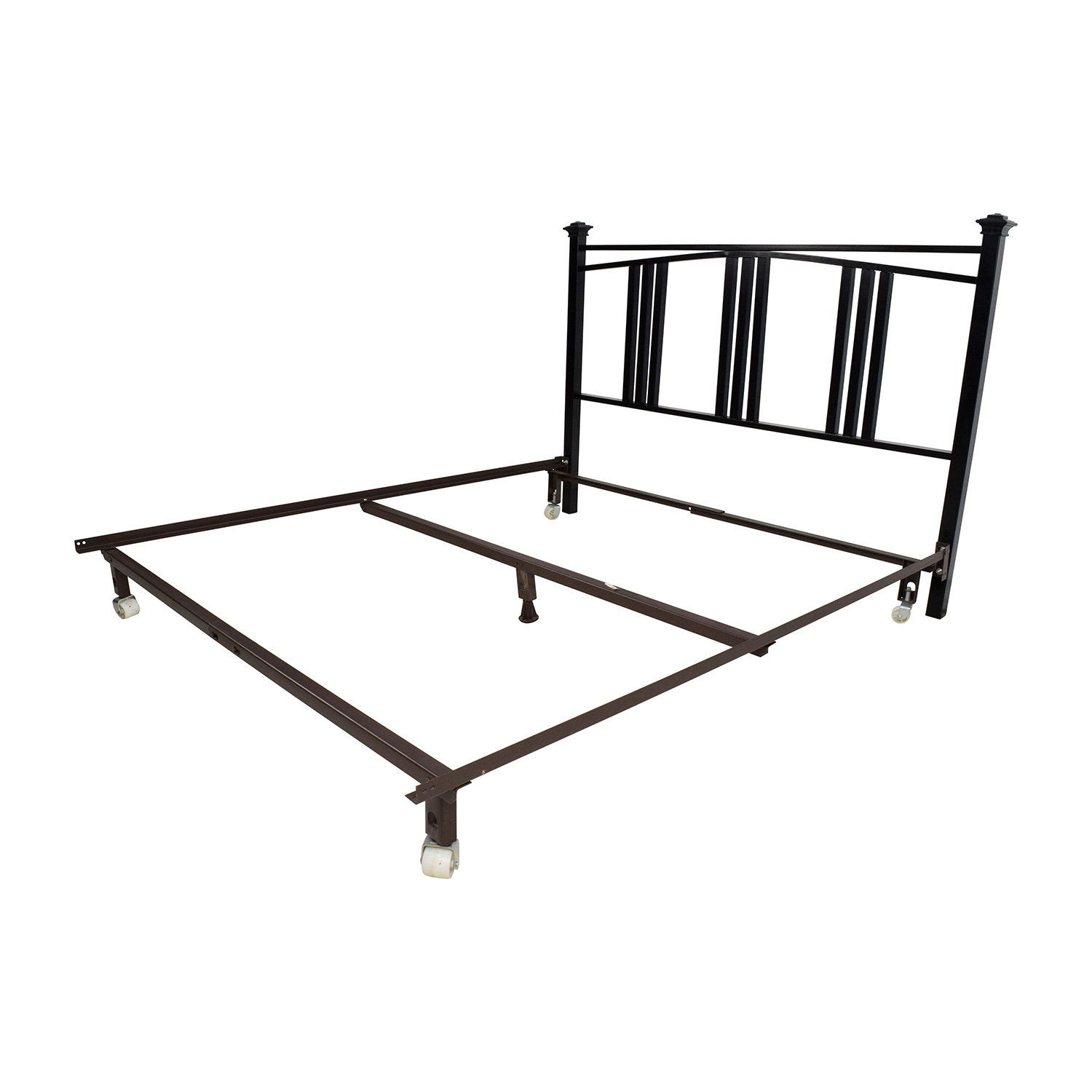 90 off life of leisure life of leisure queen size bed for Average lifespan of a mattress
