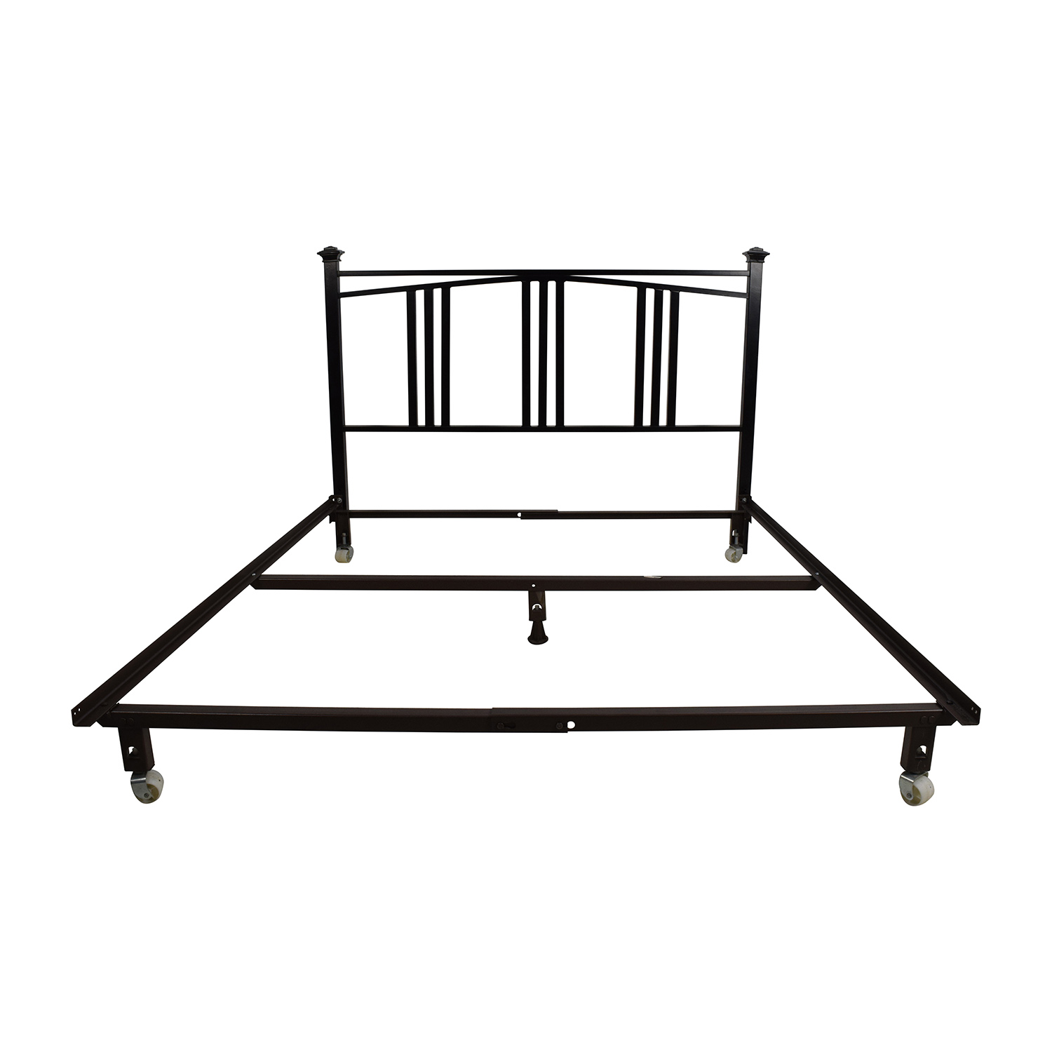 buy life of leisure queen size bed frame life of leisure beds
