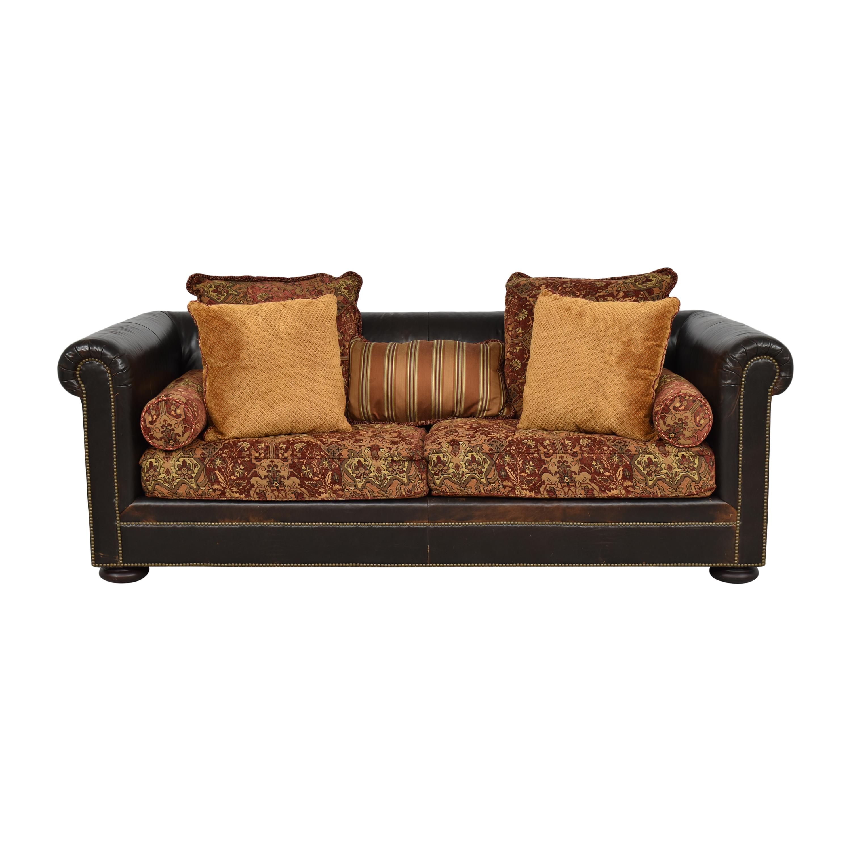 buy Henredon Furniture Henredon Chesterfield Nailhead Sofa online