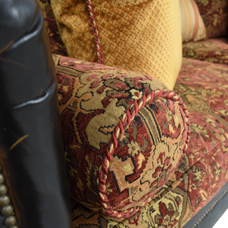 Henredon Chesterfield Nailhead Sofa / Classic Sofas