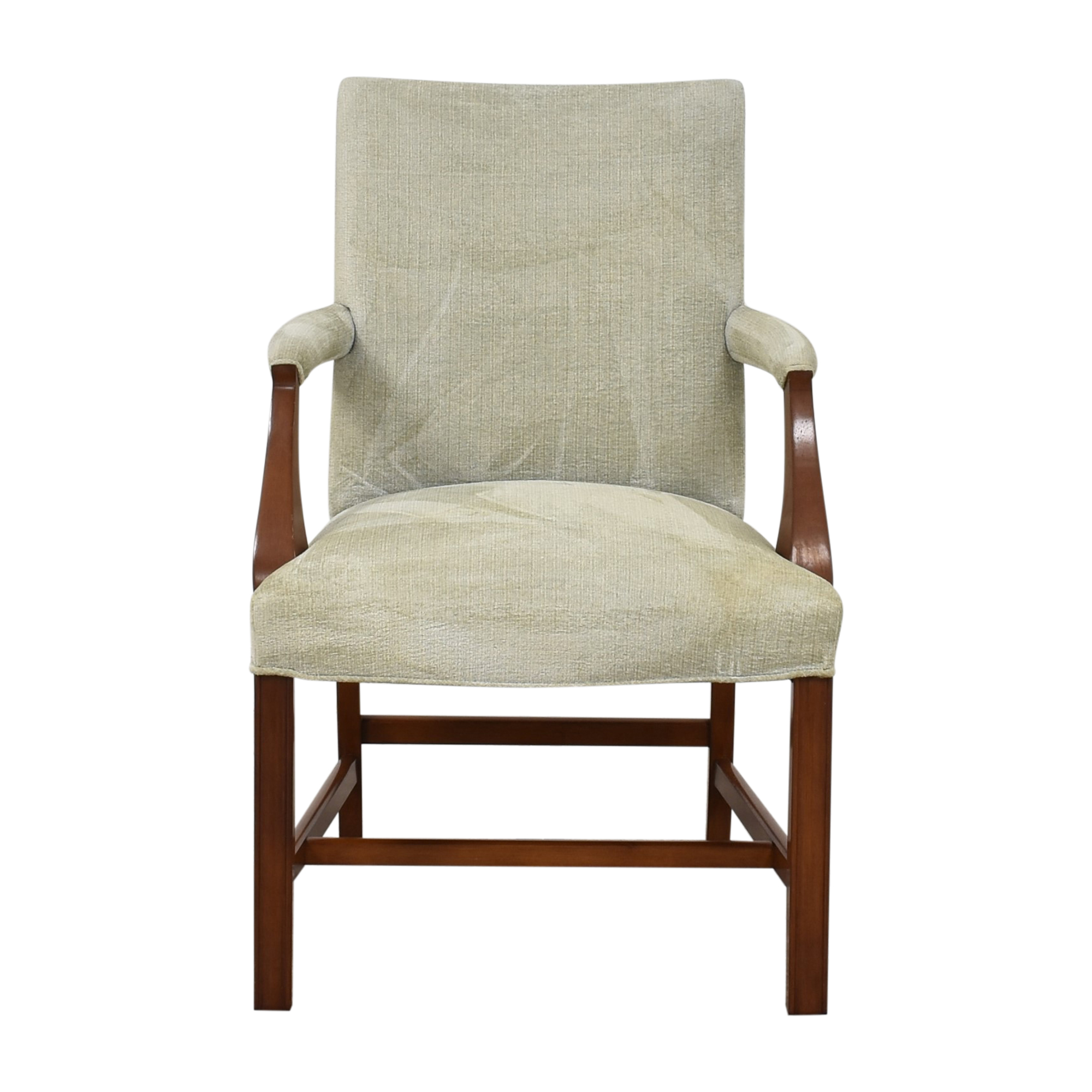 shop Artistic Frame Upholstered Accent Chair Artistic Frame Accent Chairs