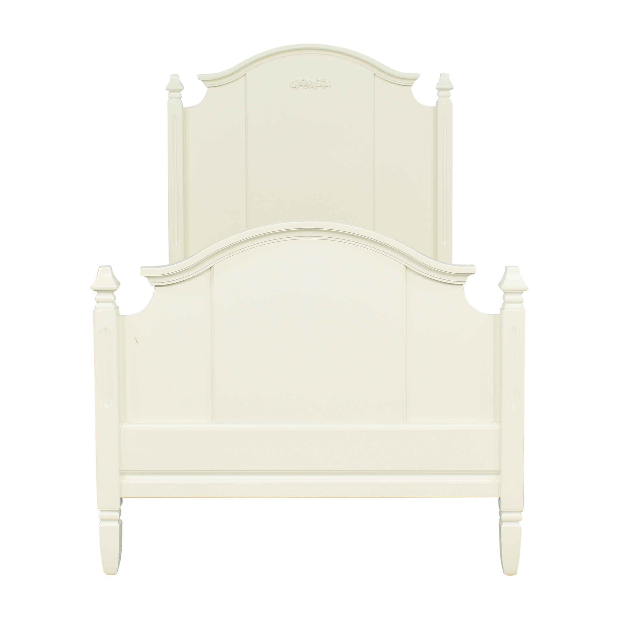 Pottery Barn Kids Pottery Barn Kids Madeline Twin Bed second hand