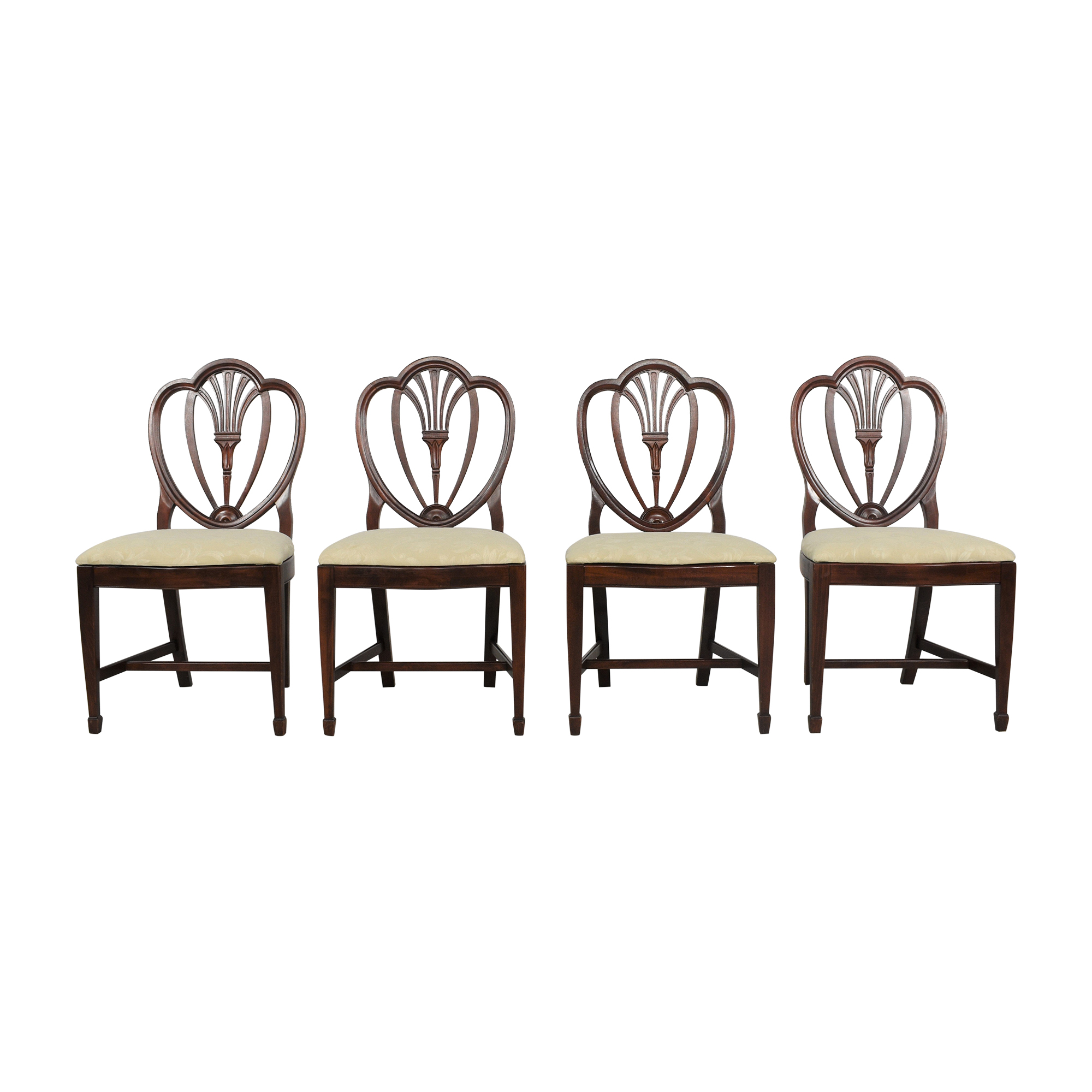 J.B. Van Sciver Furniture J.B. Van Sciver Furniture Dining Chairs Brown