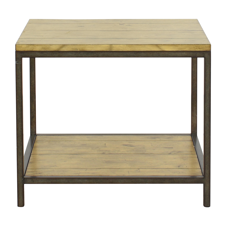 buy Ballard Designs Durham Rectangular End Table Ballard Designs