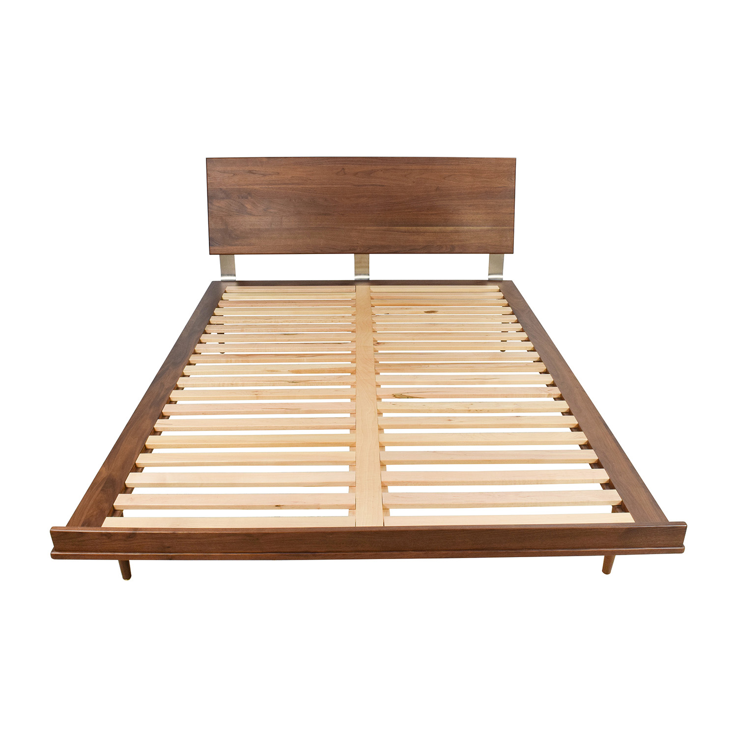 Design Within Reach Design Within Reach Nelson Thin Edge Queen Bed Frame price
