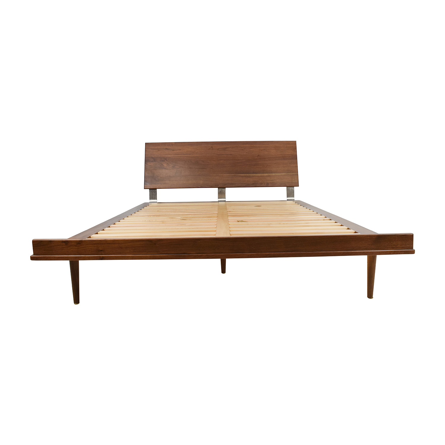 Design Within Reach Design Within Reach Nelson Thin Edge Queen Bed Frame