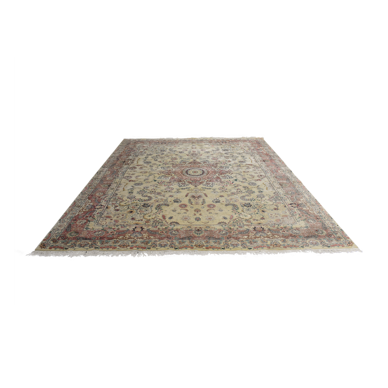 ABC Carpet & Home ABC Carpet & Home Fringed Area Rug discount