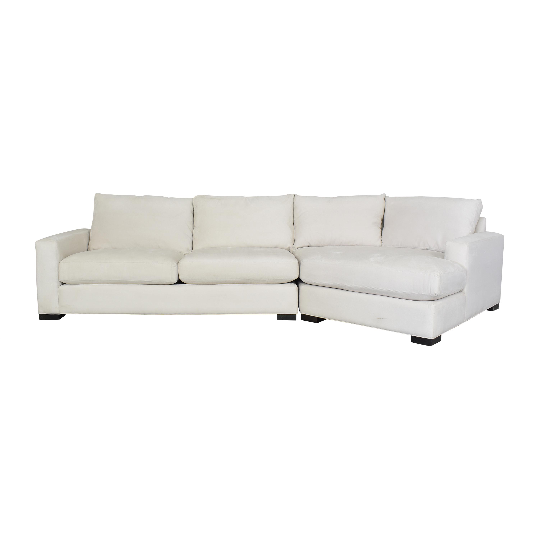buy Room & Board Wedge Sectional Sofa  Room & Board